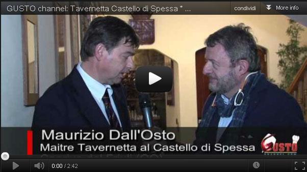 Tavernetta Castello di Spessa * Capriva del Friuli (GO)