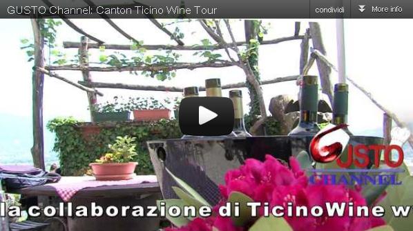 Canton Ticino Wine Tour (CH)