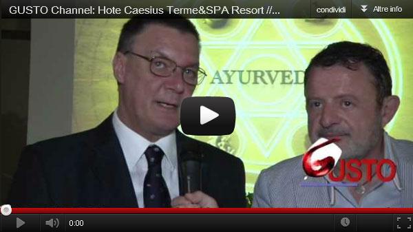 SETTIMANA AYURVEDICA // Hotel Caesius Terme & SPA Resort