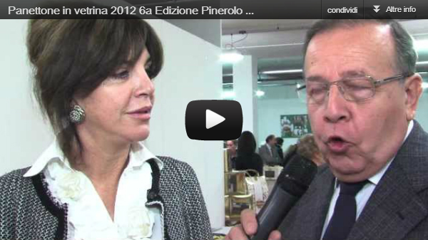 Panettone in vetrina 2012 6a Edizione Pinerolo (TO)