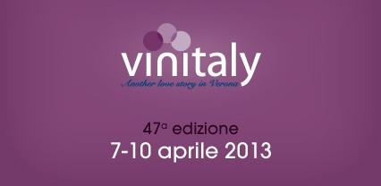 47° EDIZIONE Vinitaly 2013