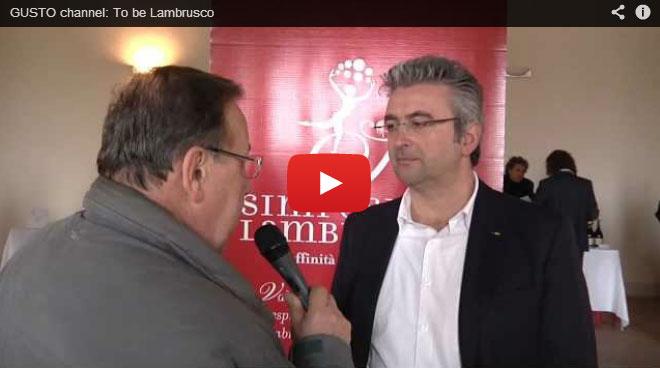 To Be Lambrusco Anteprima Vendemmia 2012