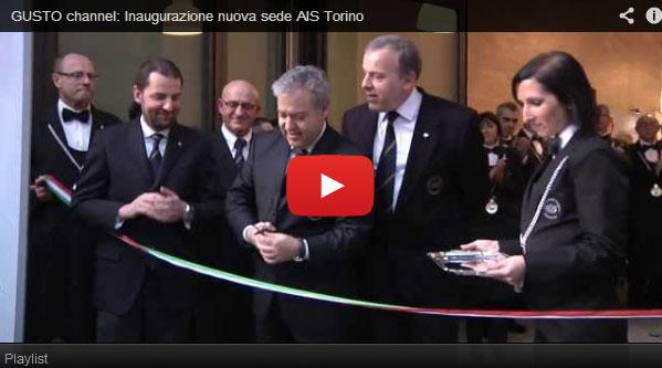 Inaugurazione nuova sede AIS Torino