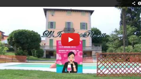 ITALIA IN ROSA VI EDIZIONE 2013