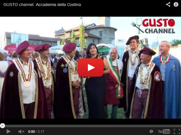 Convivio 2013 dell'Accademia Italiana della Costina
