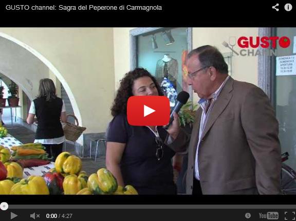 64^ SAGRA DEL PEPERONE – CARMAGNOLA (TO)