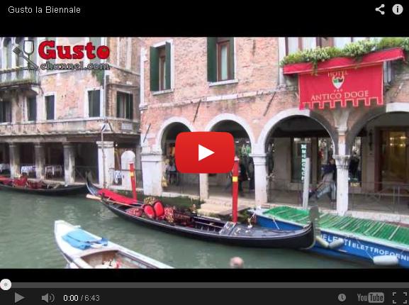 Biennale del Gusto a Venezia