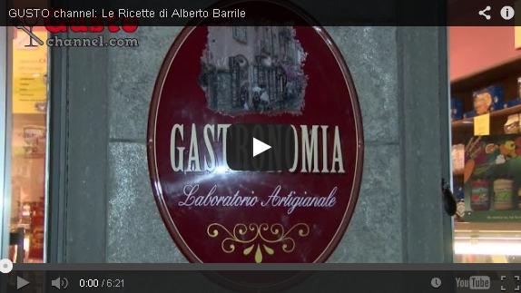 Le ricette di Alberto Barrile
