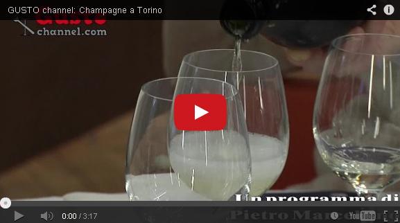 """Torino incontra la Francia """"Champagne a Torino"""""""