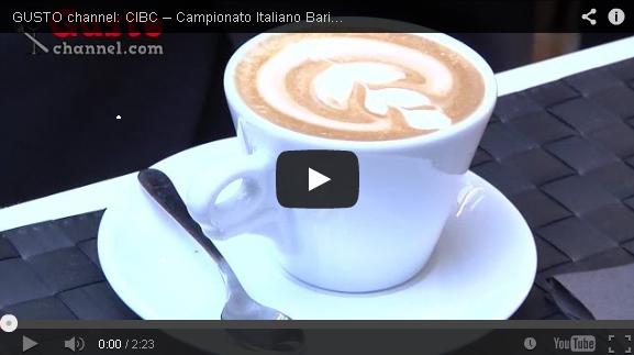 CIBC Campionato Italiano Baristi Caffetteria