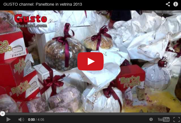 Panettone in vetrina 2013 – Pinerolo (TO)