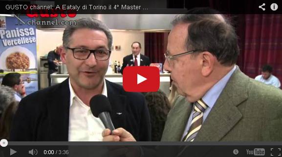 A Eataly di Torino il 4° Master del Risotto