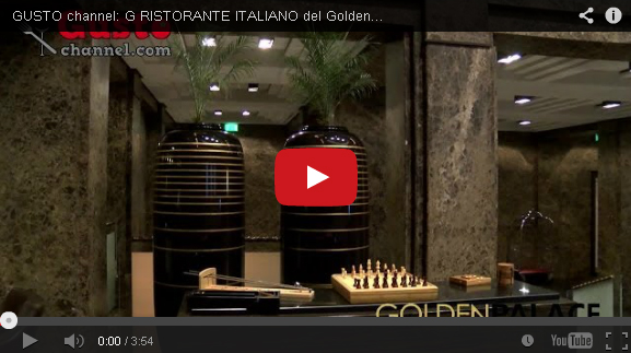 G Ristorante Italiano del Golden Palace (TO)