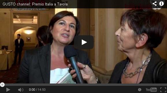 Premio Italia a Tavola Firenze 2014