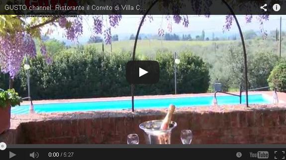 Ristorante il Convito di Villa Curina