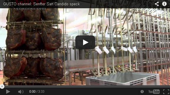 Senfter San Candido speck