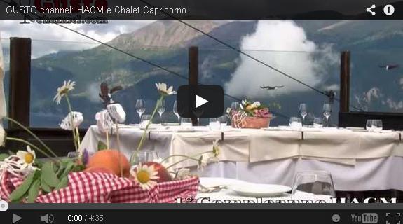 HACM e Chalet Capricorno