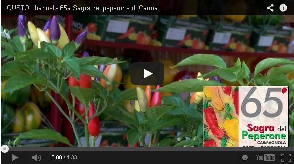 65a Sagra del peperone di Carmagnola
