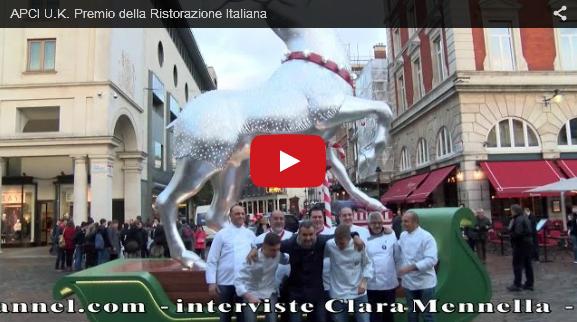 APCI U.K. Premio Ristorazione Italiana