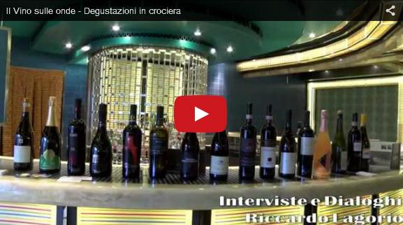 Il Vino sulle onde – Degustazioni in crociera