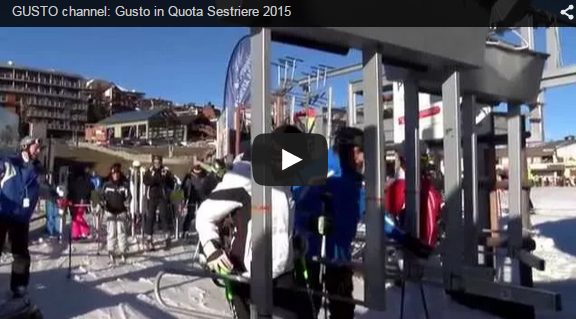 Gusto in Quota 2015 Sestriere