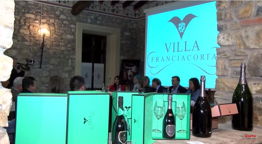 Villa Franciacorta un Etichetta per EXPO