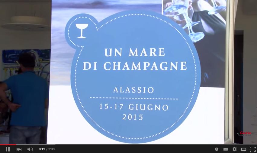 Un Mare di Champagne 2015