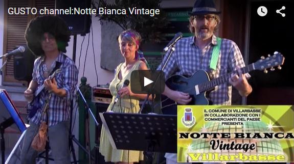 Notte Bianca Vintage – Villarbasse