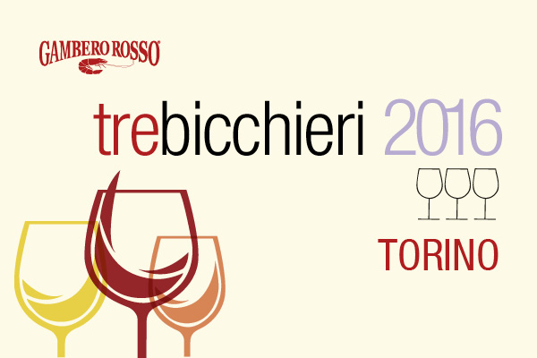 Tre Bicchieri Gambero Rosso Turin Palace