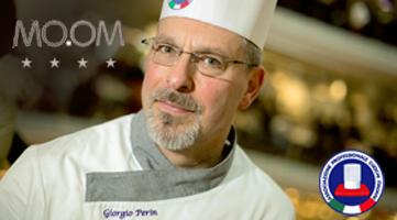 Giorgio Perin Chef MO.OM