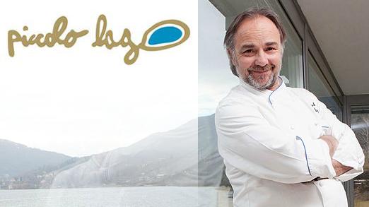 Marco Sacco Chef Piccolo Lago Verbania