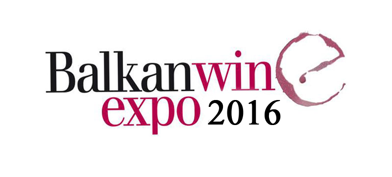 Balkan Wine Expo 2016