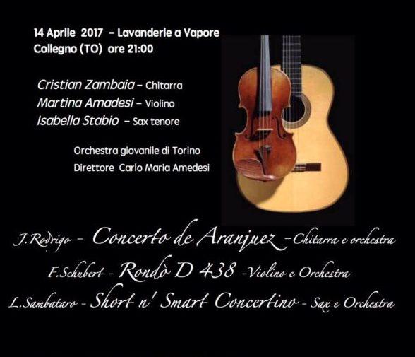 Cristian Zambaia – Concierto de Aranjuez Lavanderia a Vapore parte 1