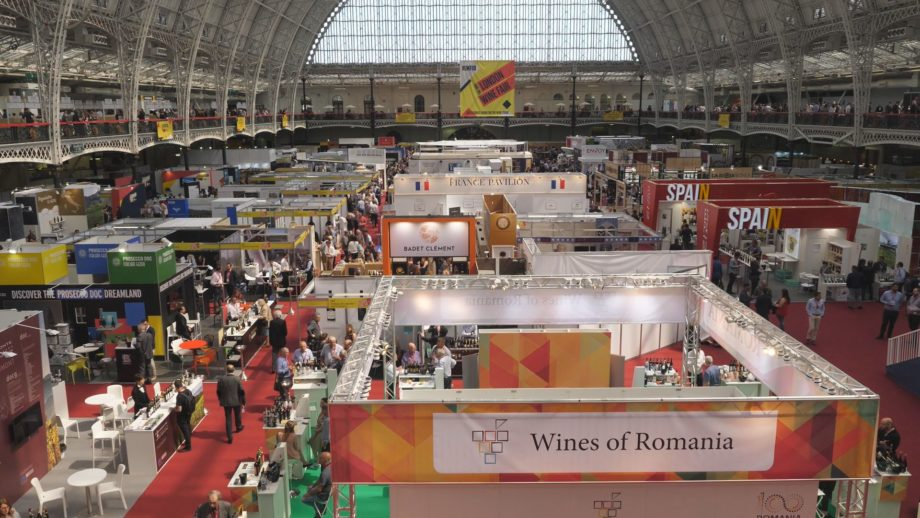 Paesaggi di Gusto – London Wine Fair Part 1 – London (UK)