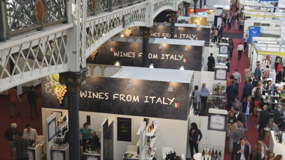 Paesaggi di Gusto – London Wine Fair 2018 – Part 2 – London (UK)