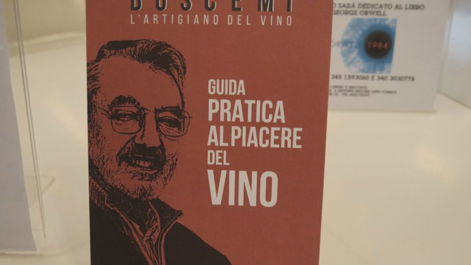 """Presentazione del Volume """"Guida Pratica ai Piaceri del Vino di  Gaspare Buscemi"""