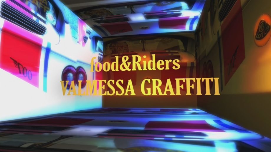 Food&Riders – Valmessa Graffiti 2018