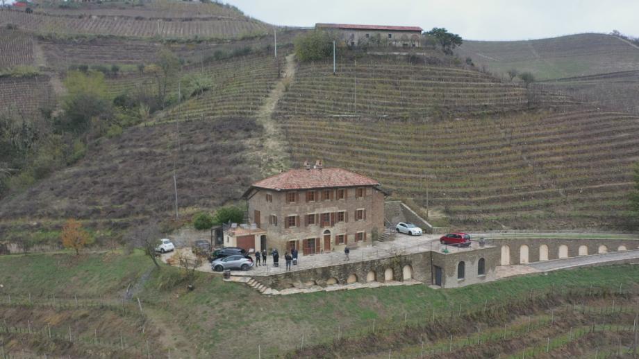 Diario di un Turista – Ca'Barun, Al Palazzo Rosso