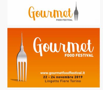 Gourmet Food Festival – Lingotto Fiere