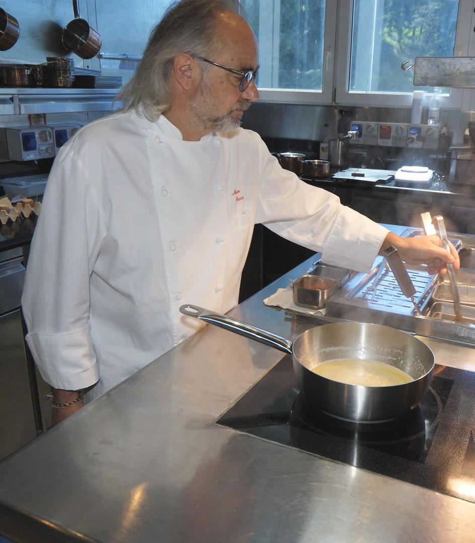 Chef Marco Sacco – Piccolo Lago Mergozzo (VB)